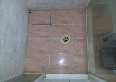 Marble Look Cracked Before
